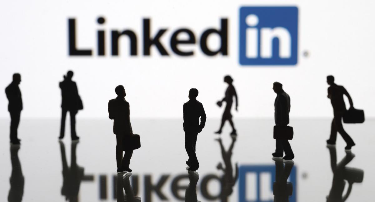 LinkedIn for personal branding