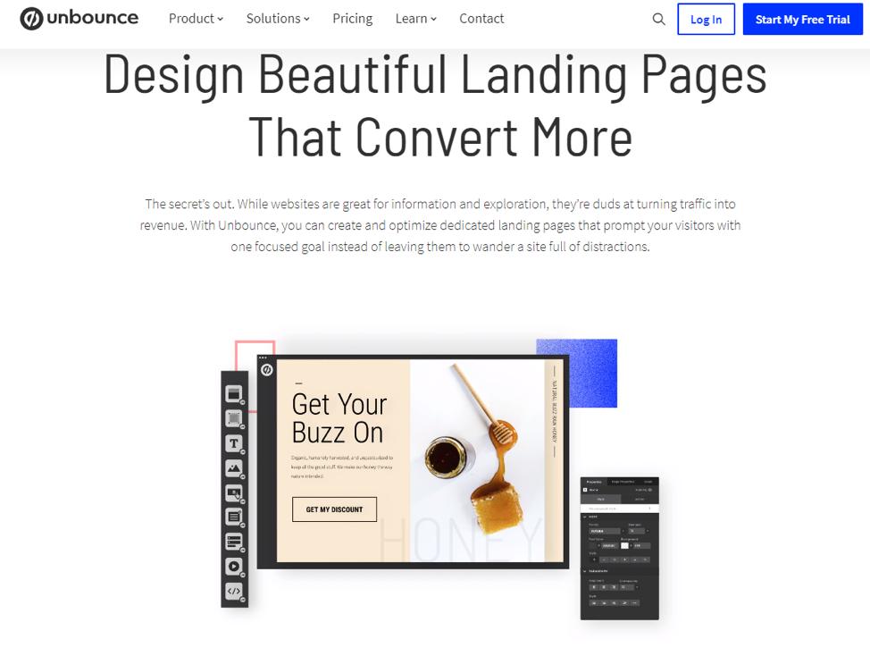 Designing Landing Pages