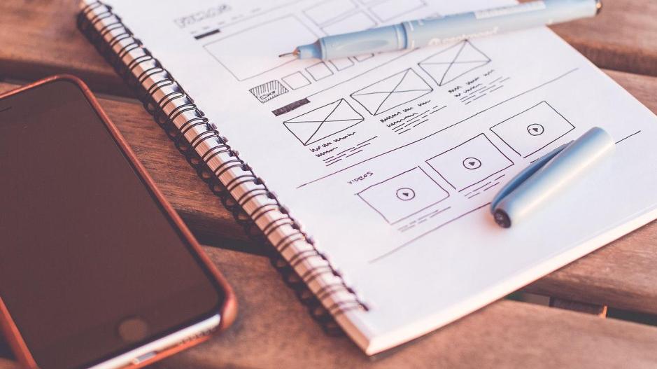 UX/UI Design Planning