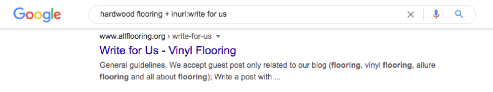 How to find websites that allow guest posts