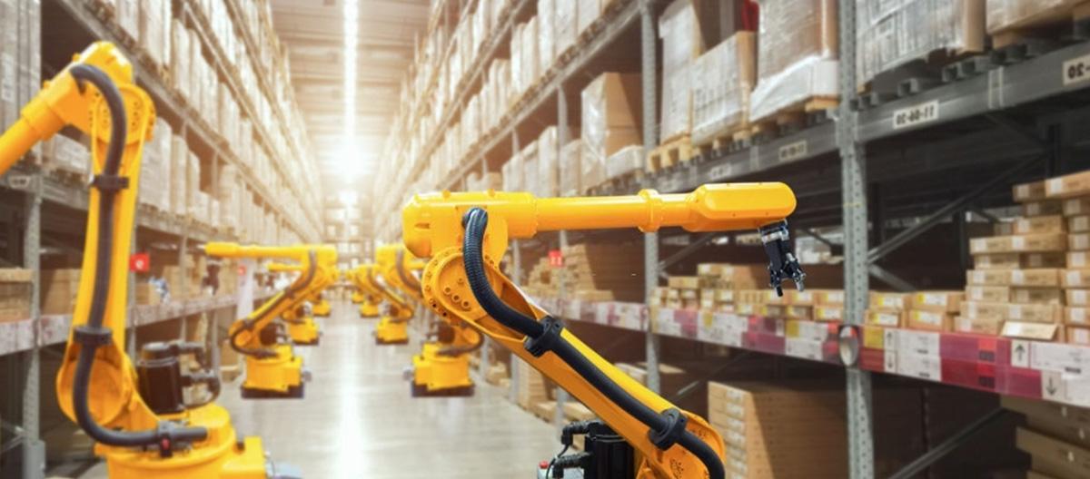 ecommerce warehouse automation